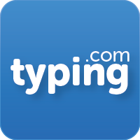 app icon typing